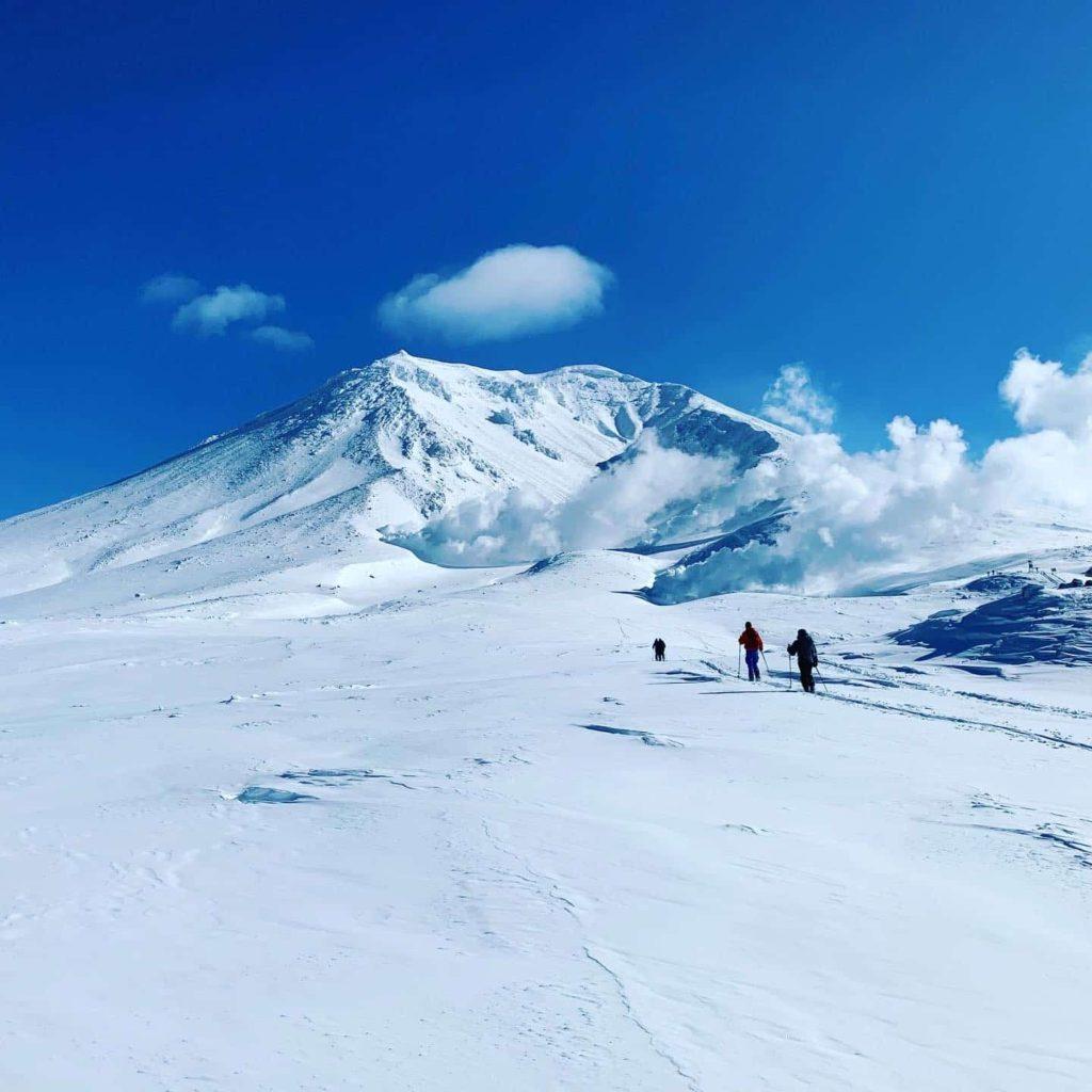 adventure travel in Hokkaido